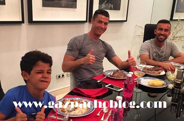 Masakan Khas Portugal Yang Disukai Cristiano Ronaldo