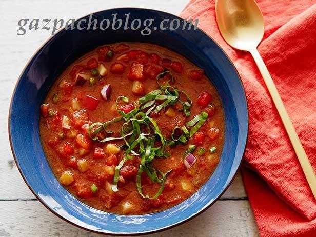 Sup Dingin Gazpacho Kuliner Legendaris Warga Spanyol