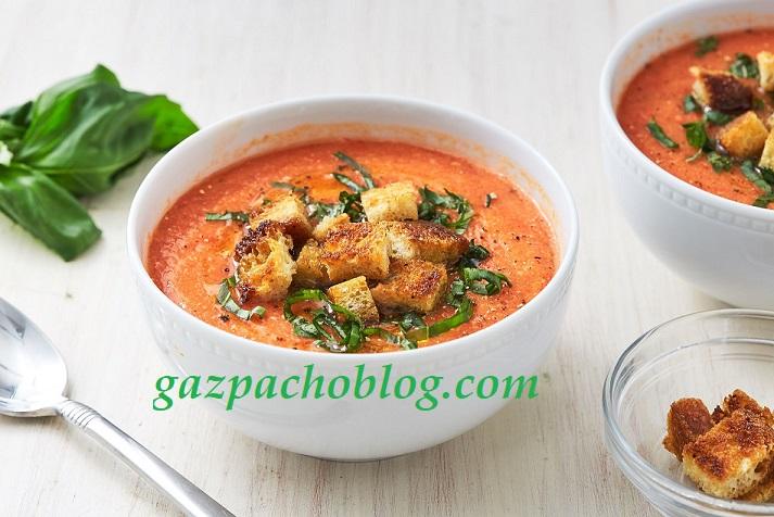 Sup Dingin Gazpacho Pengusir Hawa Panas Dari Spanyol